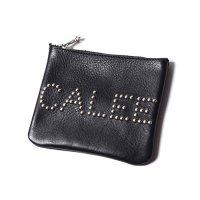 <img class='new_mark_img1' src='https://img.shop-pro.jp/img/new/icons49.gif' style='border:none;display:inline;margin:0px;padding:0px;width:auto;' />CALEE - CALEE STUDS LEATHER PURSE