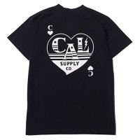 <img class='new_mark_img1' src='https://img.shop-pro.jp/img/new/icons49.gif' style='border:none;display:inline;margin:0px;padding:0px;width:auto;' />CALEE - CAL HEART T-SHIRT