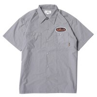 <img class='new_mark_img1' src='https://img.shop-pro.jp/img/new/icons49.gif' style='border:none;display:inline;margin:0px;padding:0px;width:auto;' />CALEE - S/S WORK SHIRT