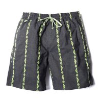 <img class='new_mark_img1' src='https://img.shop-pro.jp/img/new/icons49.gif' style='border:none;display:inline;margin:0px;padding:0px;width:auto;' />CALEE - JACQUARD STRIPE SHORTS