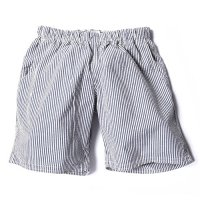 <img class='new_mark_img1' src='https://img.shop-pro.jp/img/new/icons49.gif' style='border:none;display:inline;margin:0px;padding:0px;width:auto;' />CALEE - Seersucker stripe short pants