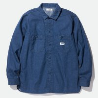 <img class='new_mark_img1' src='https://img.shop-pro.jp/img/new/icons49.gif' style='border:none;display:inline;margin:0px;padding:0px;width:auto;' />RADIALL - MONK R.C. SHIRT L/S