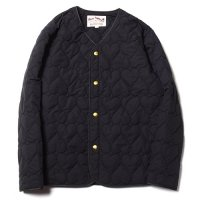 <img class='new_mark_img1' src='https://img.shop-pro.jp/img/new/icons49.gif' style='border:none;display:inline;margin:0px;padding:0px;width:auto;' />CALEE - HEART QUILTING NYLON JACKET