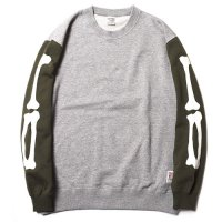 <img class='new_mark_img1' src='https://img.shop-pro.jp/img/new/icons49.gif' style='border:none;display:inline;margin:0px;padding:0px;width:auto;' />CALEE - SET IN SLEEVE BONE SWEAT