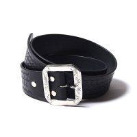 <img class='new_mark_img1' src='https://img.shop-pro.jp/img/new/icons49.gif' style='border:none;display:inline;margin:0px;padding:0px;width:auto;' />CALEE - EMBOSSING LEATHER BELT