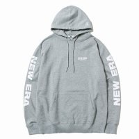 <img class='new_mark_img1' src='https://img.shop-pro.jp/img/new/icons49.gif' style='border:none;display:inline;margin:0px;padding:0px;width:auto;' />NEWERA - PULLOVER HOODIE NEWERA CAP CO SLEEVE