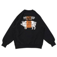 <img class='new_mark_img1' src='https://img.shop-pro.jp/img/new/icons49.gif' style='border:none;display:inline;margin:0px;padding:0px;width:auto;' />PORKCHOP - PORK BACK SWEAT