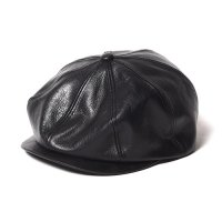 <img class='new_mark_img1' src='https://img.shop-pro.jp/img/new/icons49.gif' style='border:none;display:inline;margin:0px;padding:0px;width:auto;' />CALEE - LEATHER CASQUETTE
