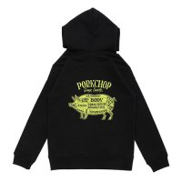 <img class='new_mark_img1' src='https://img.shop-pro.jp/img/new/icons49.gif' style='border:none;display:inline;margin:0px;padding:0px;width:auto;' />PORKCHOP - PORK BACK HOODIE for Kids P-20