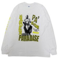 <img class='new_mark_img1' src='https://img.shop-pro.jp/img/new/icons49.gif' style='border:none;display:inline;margin:0px;padding:0px;width:auto;' />RADIALL - BANDERA CREW NECK T-SHIRT L/S