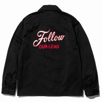 <img class='new_mark_img1' src='https://img.shop-pro.jp/img/new/icons49.gif' style='border:none;display:inline;margin:0px;padding:0px;width:auto;' />CALEE - Stitched collar work jacket
