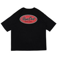 <img class='new_mark_img1' src='https://img.shop-pro.jp/img/new/icons49.gif' style='border:none;display:inline;margin:0px;padding:0px;width:auto;' />PORKCHOP - OVAL SCRIPT POCKET TEE