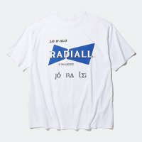 <img class='new_mark_img1' src='https://img.shop-pro.jp/img/new/icons49.gif' style='border:none;display:inline;margin:0px;padding:0px;width:auto;' />RADIALL - BOWTIE C.N.P. T-SHIRT S/S