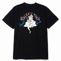 <img class='new_mark_img1' src='https://img.shop-pro.jp/img/new/icons49.gif' style='border:none;display:inline;margin:0px;padding:0px;width:auto;' />CALEE - Calees time girl t-shirt