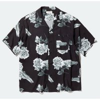 <img class='new_mark_img1' src='https://img.shop-pro.jp/img/new/icons49.gif' style='border:none;display:inline;margin:0px;padding:0px;width:auto;' />RADIALL - CHEVY ROSE O.C. SHIRT S/S