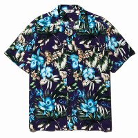 <img class='new_mark_img1' src='https://img.shop-pro.jp/img/new/icons49.gif' style='border:none;display:inline;margin:0px;padding:0px;width:auto;' />CALEE - Hawaiian S/S shirt
