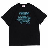 <img class='new_mark_img1' src='https://img.shop-pro.jp/img/new/icons49.gif' style='border:none;display:inline;margin:0px;padding:0px;width:auto;' />PORKCHOP - PORK FRONT S/S TEE