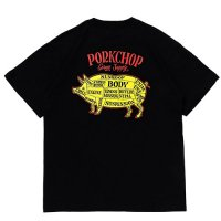 <img class='new_mark_img1' src='https://img.shop-pro.jp/img/new/icons49.gif' style='border:none;display:inline;margin:0px;padding:0px;width:auto;' />PORKCHOP - PORK BACK S/S TEE