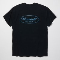 <img class='new_mark_img1' src='https://img.shop-pro.jp/img/new/icons49.gif' style='border:none;display:inline;margin:0px;padding:0px;width:auto;' />RADIALL - OVAL C.N. T-SHIRT S/S