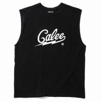 <img class='new_mark_img1' src='https://img.shop-pro.jp/img/new/icons49.gif' style='border:none;display:inline;margin:0px;padding:0px;width:auto;' />CALEE - No sleeve print t-shirt