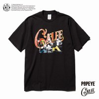 <img class='new_mark_img1' src='https://img.shop-pro.jp/img/new/icons49.gif' style='border:none;display:inline;margin:0px;padding:0px;width:auto;' />CALEE - POPEYE collaboration print t-shirt