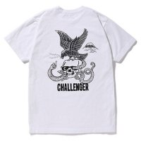 <img class='new_mark_img1' src='https://img.shop-pro.jp/img/new/icons49.gif' style='border:none;display:inline;margin:0px;padding:0px;width:auto;' />CHALLENGER - CROSS OVER TEE