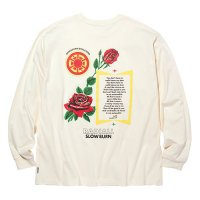 <img class='new_mark_img1' src='https://img.shop-pro.jp/img/new/icons49.gif' style='border:none;display:inline;margin:0px;padding:0px;width:auto;' />RADIALL - SLOW BURN C.N T-SHIRT L/S