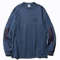 <img class='new_mark_img1' src='https://img.shop-pro.jp/img/new/icons5.gif' style='border:none;display:inline;margin:0px;padding:0px;width:auto;' />CALEE - Sleeve print L/S t-shirt