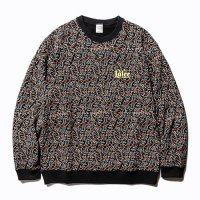 <img class='new_mark_img1' src='https://img.shop-pro.jp/img/new/icons49.gif' style='border:none;display:inline;margin:0px;padding:0px;width:auto;' />CALEE - Allover pattern crew neck sweat shirt