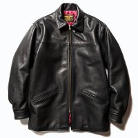 <img class='new_mark_img1' src='https://img.shop-pro.jp/img/new/icons49.gif' style='border:none;display:inline;margin:0px;padding:0px;width:auto;' />CALEE - Cowhide leather jacket