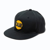 <img class='new_mark_img1' src='https://img.shop-pro.jp/img/new/icons49.gif' style='border:none;display:inline;margin:0px;padding:0px;width:auto;' />CALEE - Cotton twill wappen cap