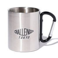<img class='new_mark_img1' src='https://img.shop-pro.jp/img/new/icons49.gif' style='border:none;display:inline;margin:0px;padding:0px;width:auto;' />CHALLENGER - STAINLESS MUG