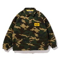 <img class='new_mark_img1' src='https://img.shop-pro.jp/img/new/icons49.gif' style='border:none;display:inline;margin:0px;padding:0px;width:auto;' />CHALLENGER - MILITARY COACH JACKET