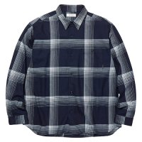 <img class='new_mark_img1' src='https://img.shop-pro.jp/img/new/icons49.gif' style='border:none;display:inline;margin:0px;padding:0px;width:auto;' />RADIALL - MONTE CALRO REGULAR COLLARED SHIRT L/S