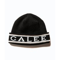<img class='new_mark_img1' src='https://img.shop-pro.jp/img/new/icons49.gif' style='border:none;display:inline;margin:0px;padding:0px;width:auto;' />CALEE - Jacquard knit cap