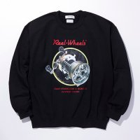 <img class='new_mark_img1' src='https://img.shop-pro.jp/img/new/icons49.gif' style='border:none;display:inline;margin:0px;padding:0px;width:auto;' />RADIALL - GAMBLING HOURS C.N. SWEATSHIRT L/S