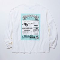 <img class='new_mark_img1' src='https://img.shop-pro.jp/img/new/icons5.gif' style='border:none;display:inline;margin:0px;padding:0px;width:auto;' />RADIALL - GAMBLING HOURS C.N. T-SHIRT L/S