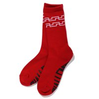 <img class='new_mark_img1' src='https://img.shop-pro.jp/img/new/icons49.gif' style='border:none;display:inline;margin:0px;padding:0px;width:auto;' />CHALLENGER - LOGO MID SOCKS