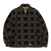 <img class='new_mark_img1' src='https://img.shop-pro.jp/img/new/icons49.gif' style='border:none;display:inline;margin:0px;padding:0px;width:auto;' />CALEE - Traditional Japanese pattern sports type jacket