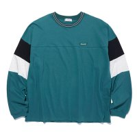 <img class='new_mark_img1' src='https://img.shop-pro.jp/img/new/icons49.gif' style='border:none;display:inline;margin:0px;padding:0px;width:auto;' />RADIALL - CUTLASS CREW NECK T-SHIRT L/S