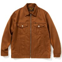 <img class='new_mark_img1' src='https://img.shop-pro.jp/img/new/icons49.gif' style='border:none;display:inline;margin:0px;padding:0px;width:auto;' />CALEE - ST-P Reproduct trucker jacket