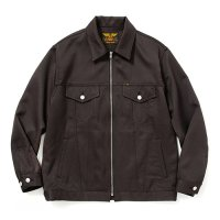 <img class='new_mark_img1' src='https://img.shop-pro.jp/img/new/icons5.gif' style='border:none;display:inline;margin:0px;padding:0px;width:auto;' />CALEE - ST-P Reproduct trucker jacket