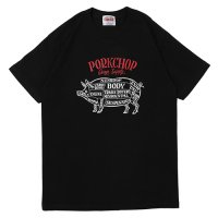 <img class='new_mark_img1' src='https://img.shop-pro.jp/img/new/icons5.gif' style='border:none;display:inline;margin:0px;padding:0px;width:auto;' />PORKCHOP - CHOPPERS WELCOME TEE