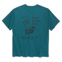 <img class='new_mark_img1' src='https://img.shop-pro.jp/img/new/icons5.gif' style='border:none;display:inline;margin:0px;padding:0px;width:auto;' />RADIALL - PSYCHIC CREW NECK T-SHIRT S/S