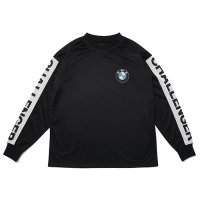 <img class='new_mark_img1' src='https://img.shop-pro.jp/img/new/icons49.gif' style='border:none;display:inline;margin:0px;padding:0px;width:auto;' />CHALLENGER - L/S LOGO MESH TEE