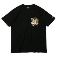 <img class='new_mark_img1' src='https://img.shop-pro.jp/img/new/icons5.gif' style='border:none;display:inline;margin:0px;padding:0px;width:auto;' />NEWERA - SS POCKET TEE BOTANICAL