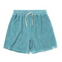 <img class='new_mark_img1' src='https://img.shop-pro.jp/img/new/icons49.gif' style='border:none;display:inline;margin:0px;padding:0px;width:auto;' />CALEE - Spiral pattern pile jacquard short pants