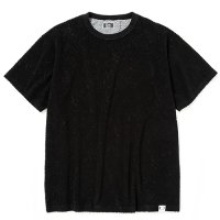 <img class='new_mark_img1' src='https://img.shop-pro.jp/img/new/icons49.gif' style='border:none;display:inline;margin:0px;padding:0px;width:auto;' />CALEE - Spiral pattern pile jacquard t-shirt