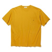 <img class='new_mark_img1' src='https://img.shop-pro.jp/img/new/icons5.gif' style='border:none;display:inline;margin:0px;padding:0px;width:auto;' />RADIALL - ROSE  CREW NECK POCKET T-SHIRT S/S