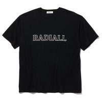 <img class='new_mark_img1' src='https://img.shop-pro.jp/img/new/icons49.gif' style='border:none;display:inline;margin:0px;padding:0px;width:auto;' />RADIALL - OUTLINE CREW NECK T-SHIRT S/S